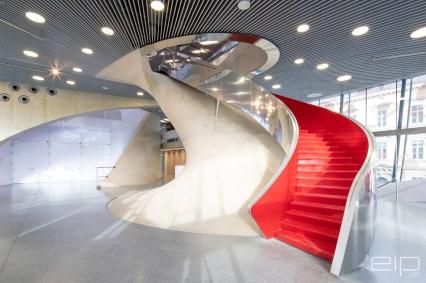 Architekturfotografie KUG Mumuth Graz - emotioninpictures / Mario Bühner