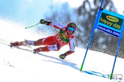 Sportfotografie RTL Ski Weltcup Marcel Hirscher Kranjska Gora - emotioninpictures / Mario Bühner