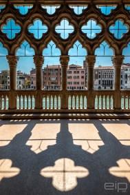 Architekturfotografie Ca' d'Oro Venedig - emotioninpictures / Mario Bühner / Fotograf aus Graz