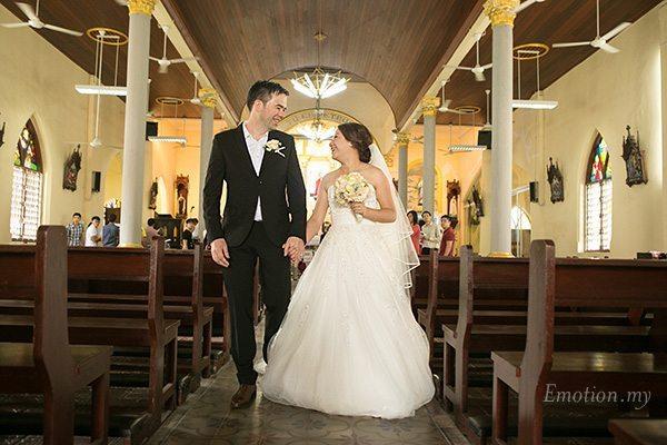 church-wedding-st-peter-melaka-recessional