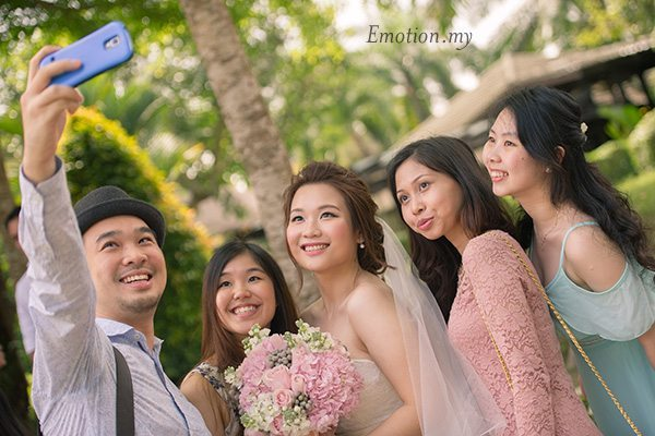 wefie-garden-ceremony-cyberview-lodge-kelvin-yee-leng