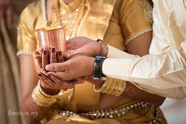 malayalee-wedding-bride-groom-ceremony-kuala-lumpur-sanjeev-reshmi