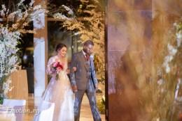 Raja Rajeswari Temple Hindu Wedding & Reception at Grand Hyatt Kuala Lumpur: Prem+Dawn