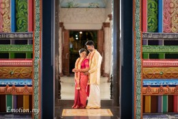 Tamil Hindu Wedding: Siva + Sharmila