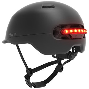Brake Warning Smart Safety Helmet