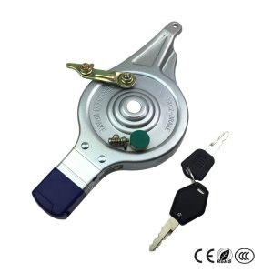 Electric Bicycle Drum Brake With Key Lock