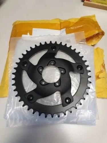 Chainwheel for Bafang BBSHD photo review