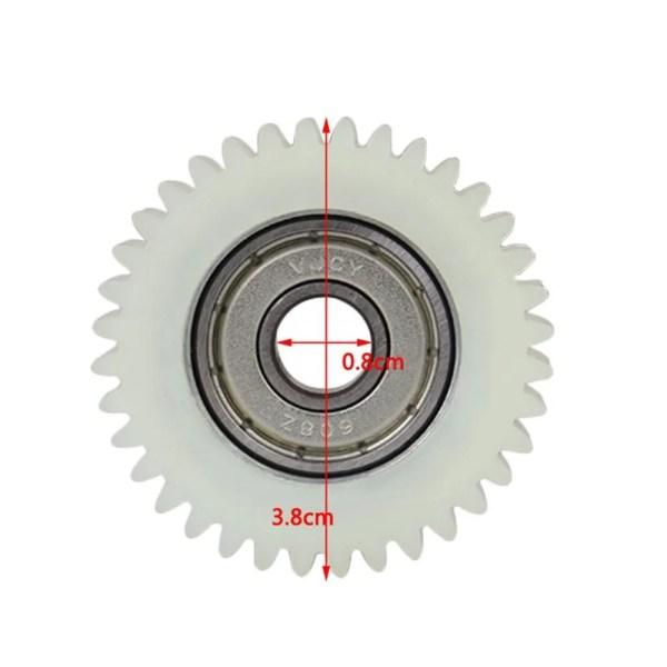 Planetary Gear E-bike Hub Motor Gear Nylon Steel Gear 36T for MXUS  XF07 XF08