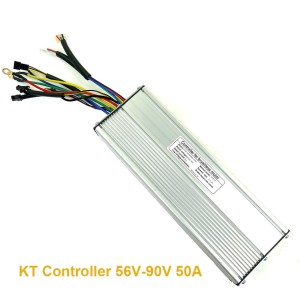 Electric bike Controller KT 56V-90V 50A Electric Bicycle Square Wave Controller
