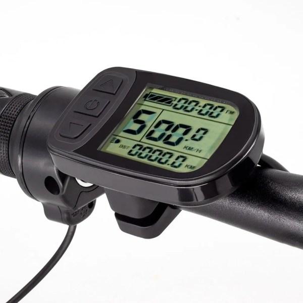 Bicycle Conversion Accessories Display KT-LCD5 E-bike Meter Display