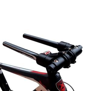 Bicycle Folding Handlebar  Quick Release Foldable Handlebar for Diameter 31.8/25.4mm Bike