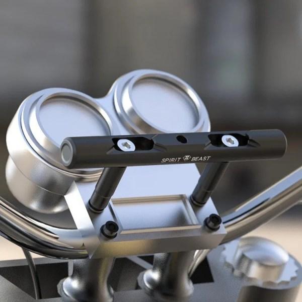 Spirit Beast Motorcycle Multifunctional Expansion Bracket Motocross Handlebar Code Bracket