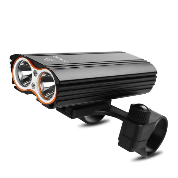 Bicycle Front Light USB Charging 360 ° Rotatable Waterproof Bike Headlight
