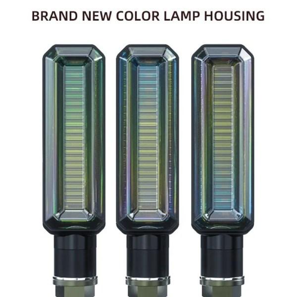 Motorcycle Universal DC12V Highlight Lights Motorcycle Daytime warning lights