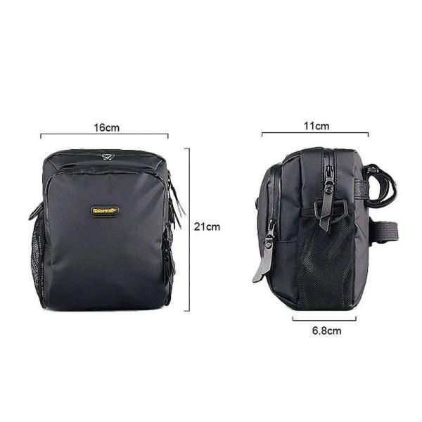 Bicycle Handlebar Bag  Bike Front Bag Electric Bike Cycling Waterproof Bag