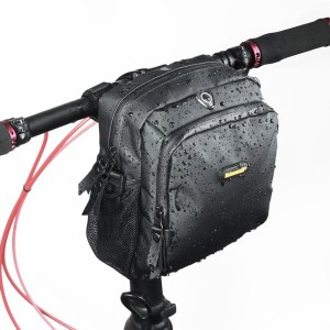 Bicycle Handlebar Bag  Bike Front Bag Electric Bike Cycling Waterproof Bag