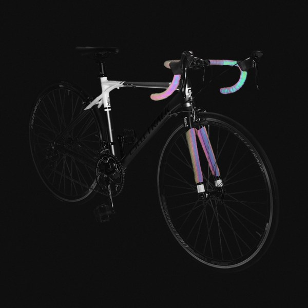 Bicycle Unique Cool Light Reflective Handlebar Tape