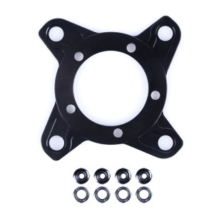 104BCD 130BCD Chainring Spider Chain Ring Adapter for Bafang BBS01 BBS02