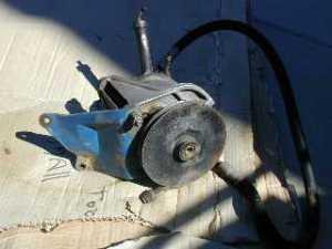 James Duff Power Steering Conversion