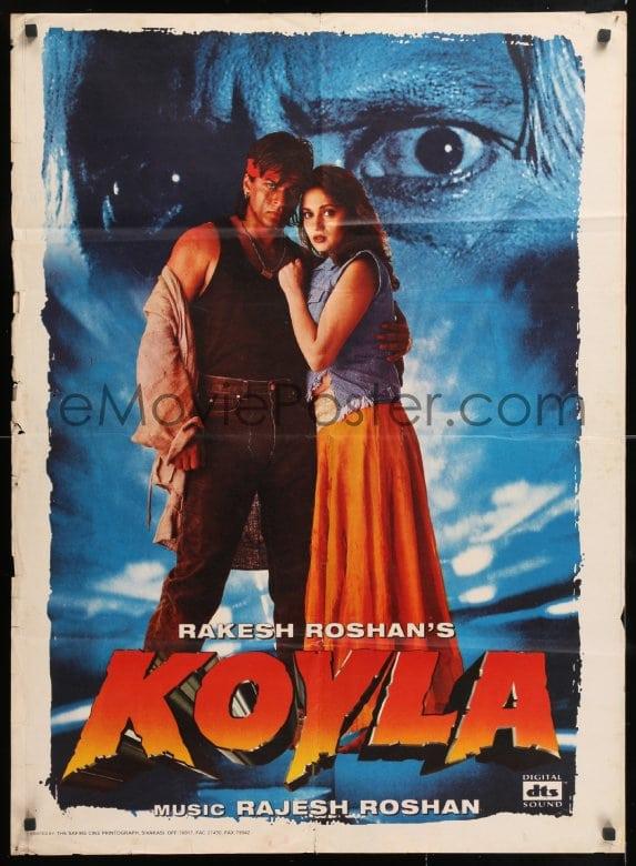Image result for koyla poster