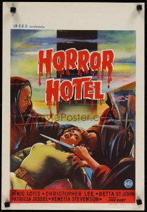 Horror Hotel Movie