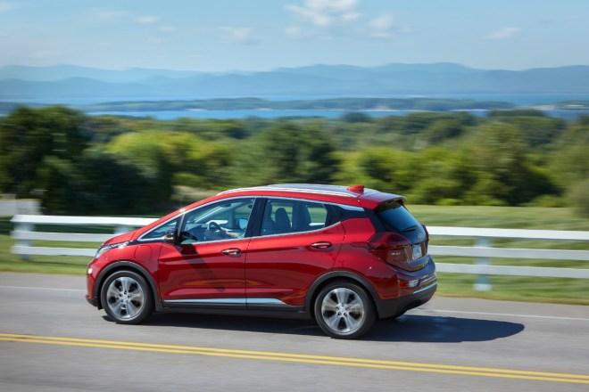 2020 Chevrolet Bolt EV (kredit GM)