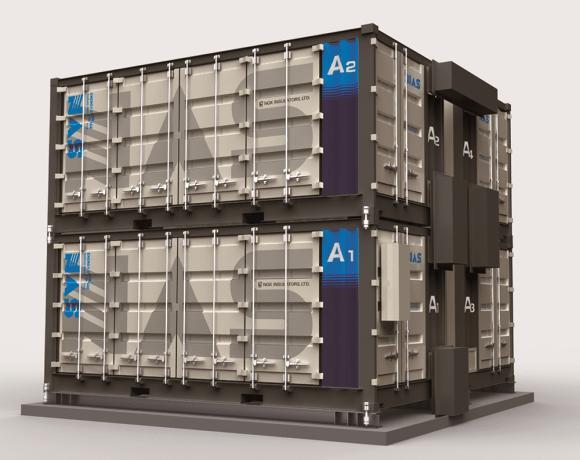 Sodíko-sírové bateriové systémy japonské firmy NGK