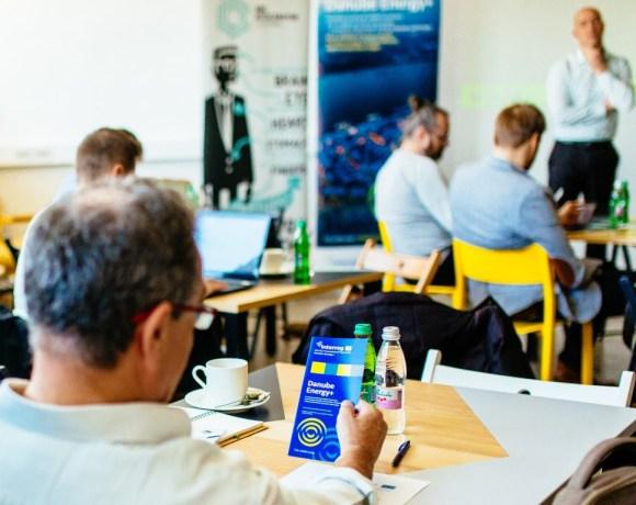 Seminář Danube Energy+ (foto Danube Energy+)