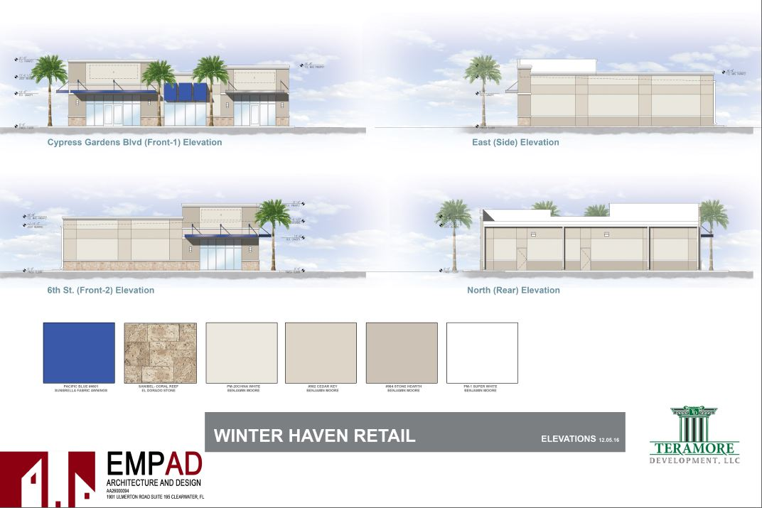 Empad Architecture + Design