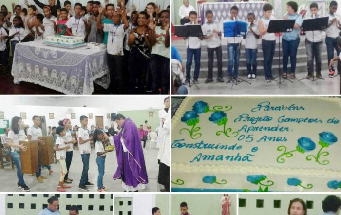 Projeto Campeões do Aprender 05 anos