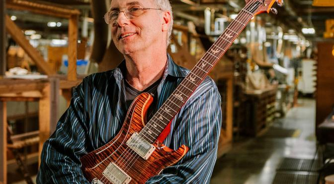 Guitar.com Live: Paul Reed Smith gives a masterclass on the art of guitar-building