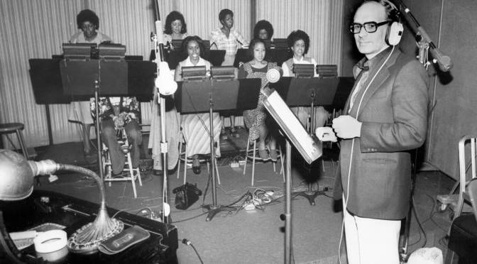 "A new Ennio Morricone album is on the way, featuring unheard ""psychedelic"" tracks and rarities"