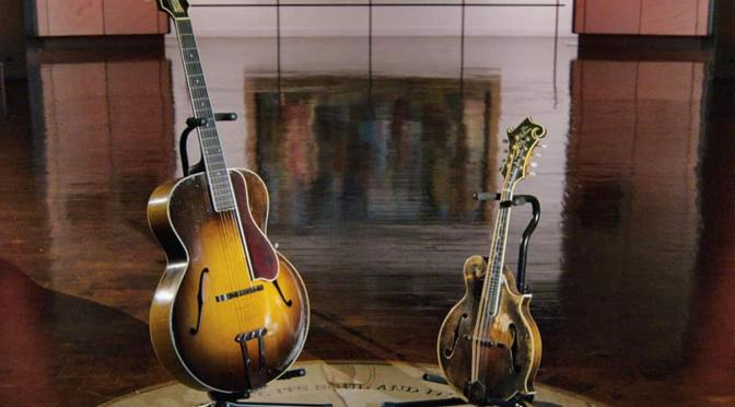 The Country Music Hall of Fame's most prized instruments finally get to be played