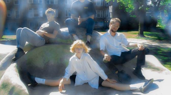 """""""I consciously try to not turn the guitar up too much!"""": Slow Pulp on finding balance on new LP Moveys"""