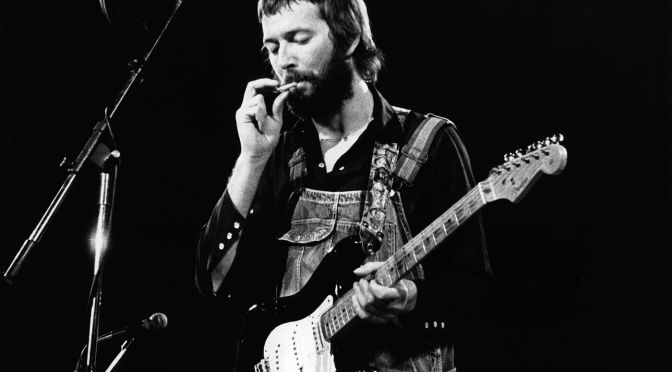 Guitar Legends: Eric Clapton Pt 2 – from Layla to the Crossroads