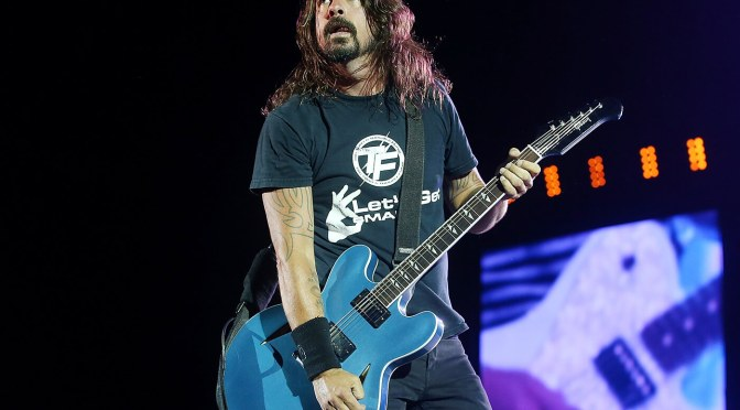 Foo Fighters tease a second song from upcoming Medicine At Midnight