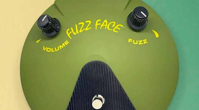Reverb and Jeorge Tripps announce ultra-limited run of 10 Fuzz Face pedals