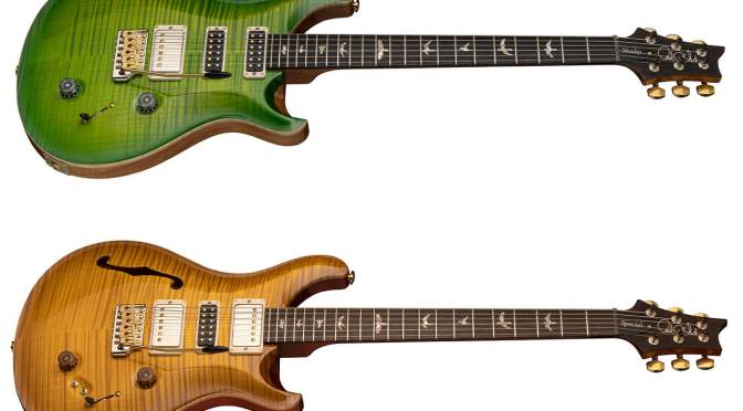 PRS expands its Core line for 2021 with two new Narrowfield pickup-equipped models