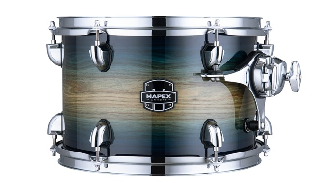 Mapex Drums Add Two New Finishes To Popular Armory Line