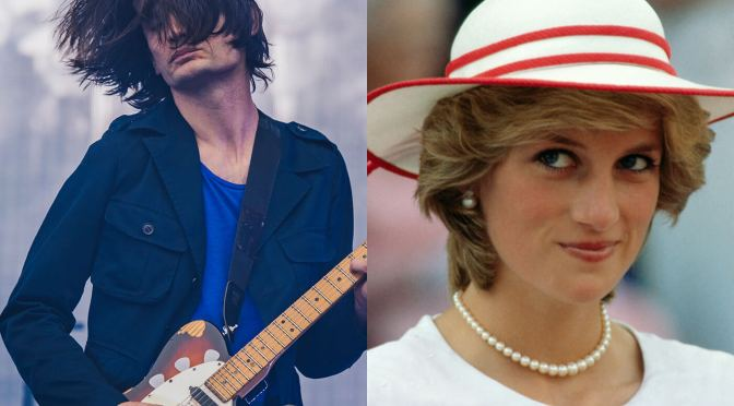 Radiohead's Jonny Greenwood to score upcoming Princess Diana biopic
