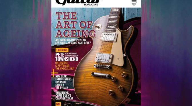 The June 2021 issue of Guitar Magazine is out now!