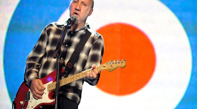"""Pete Townshend says Cream """"sounded so empty"""" at times: """"I always loved Eric's playing but not always his sound"""""""