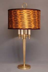 MONSIEUR modern bouillotte lamp - Empel Collections