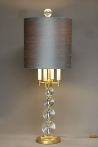 Modern bouillotte lamp SOPHIE. - Empel Collections
