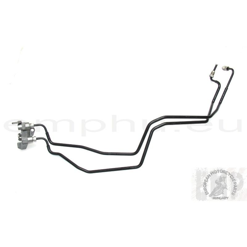 BMW F800GS 2008 Brake circuit pipe, front , Brake pipe