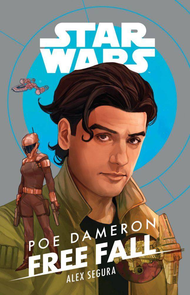 Poe Dameron Free Fall
