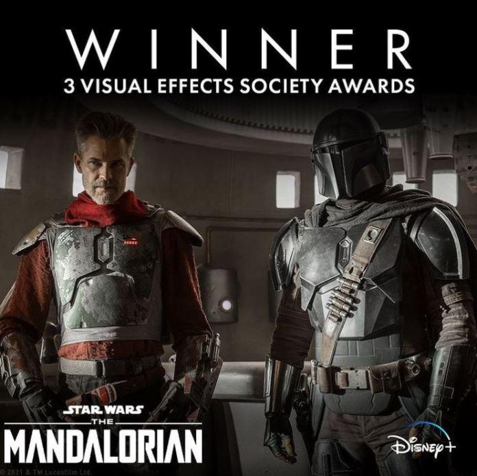 The Mandalorian Visual Effects Awards