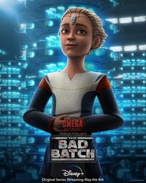 The Bad Batch Omega