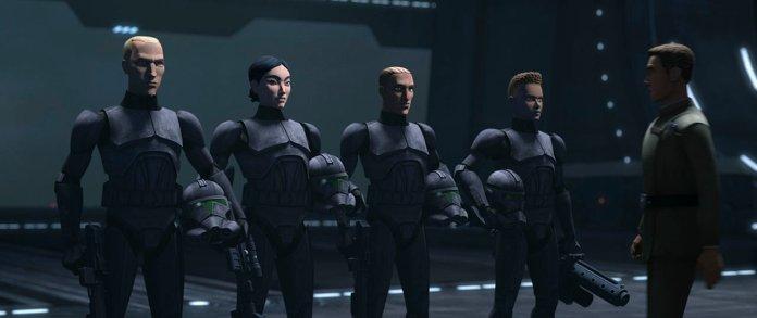 The Bad Batch Elite Squad