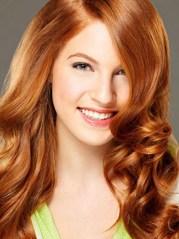 rock red hair